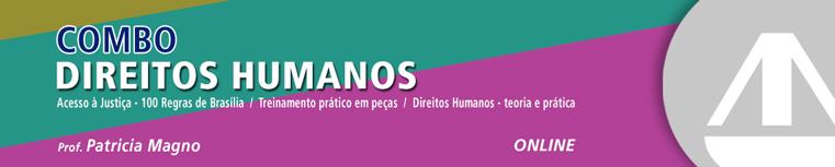 Combo Direitos Humanos