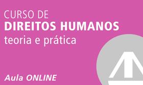 Curso de Direitos Humanos - teoria e prática